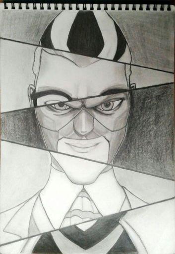 Gabriel AgresteHawk MothThe Collector Drawing