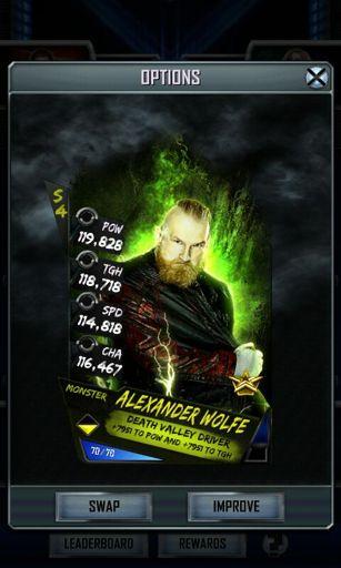Best One So Far 3 Custom SS 17 WWE Supercard Amino Amino
