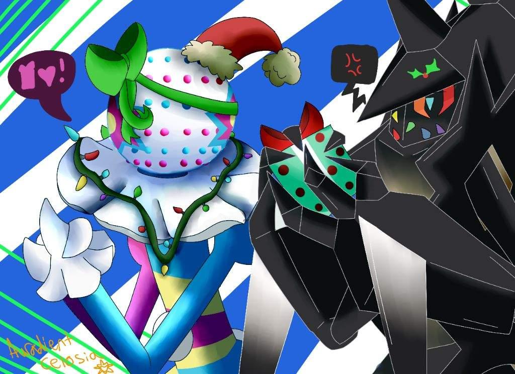 Christmas Time Is Here Be More Happy Necrozma Pokmon