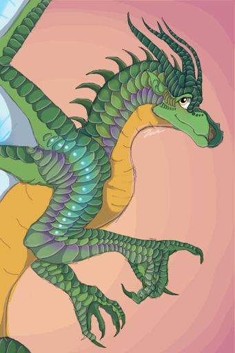 Silkwing Wings Of Fire Amino
