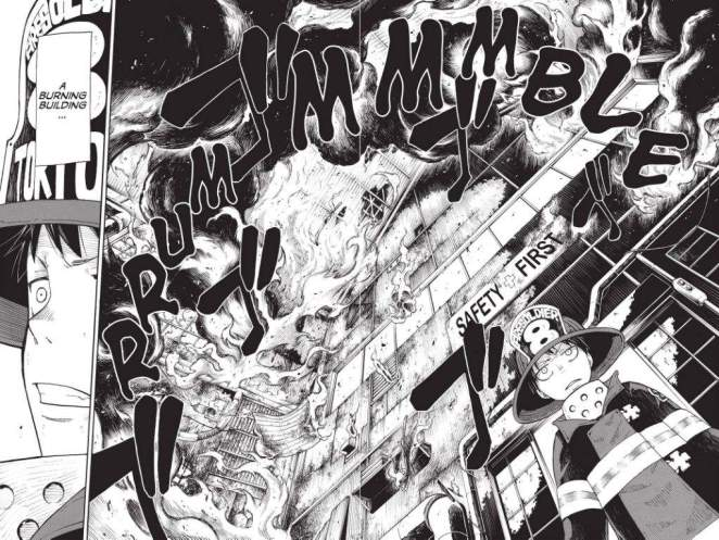 Atsuki Ohkubo traz em Fire Force, um shonen divertido com um tema insólito: a combustão humana espontânea | Críticas | Revista Ambrosia