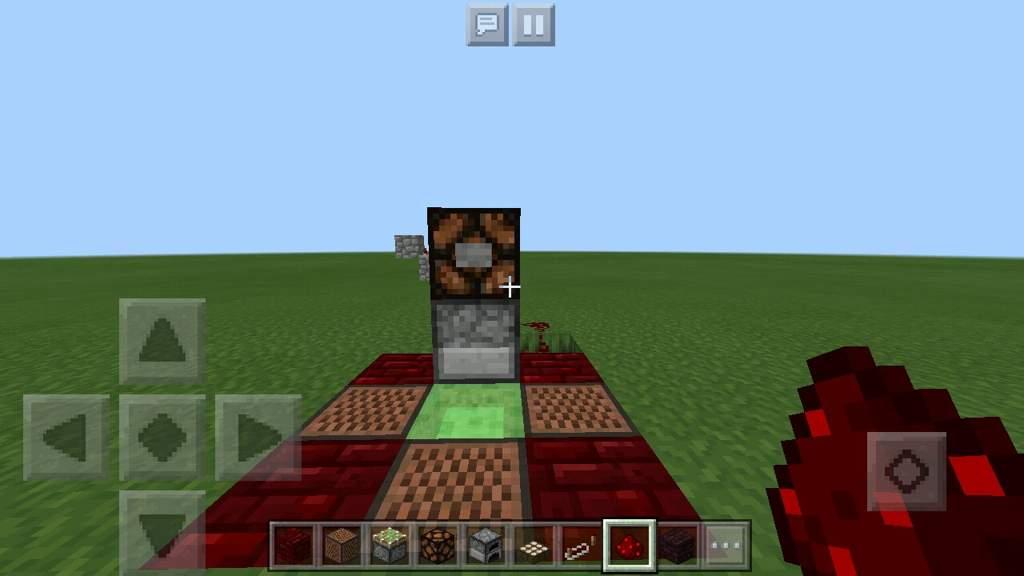 Como Fazer Um Elevador Simples No Minecraft Minecraft