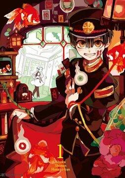 Resultado de imagem para Jibaku Shounen Hanako-kun