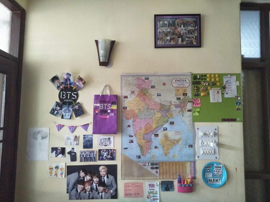 My BTS room decor?? | Park Jimin Amino on Room Decor Bts id=31570