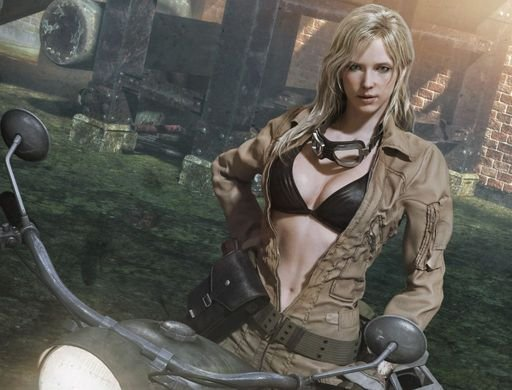 Metal Gear Ocelot Wiki