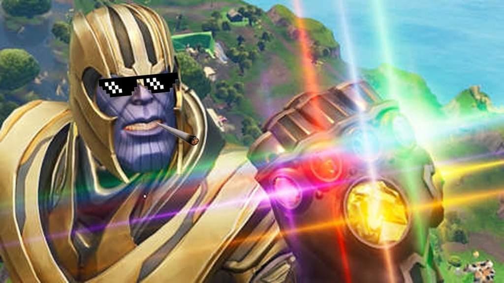 MLG Thanos Fortnite Battle Royale Armory Amino