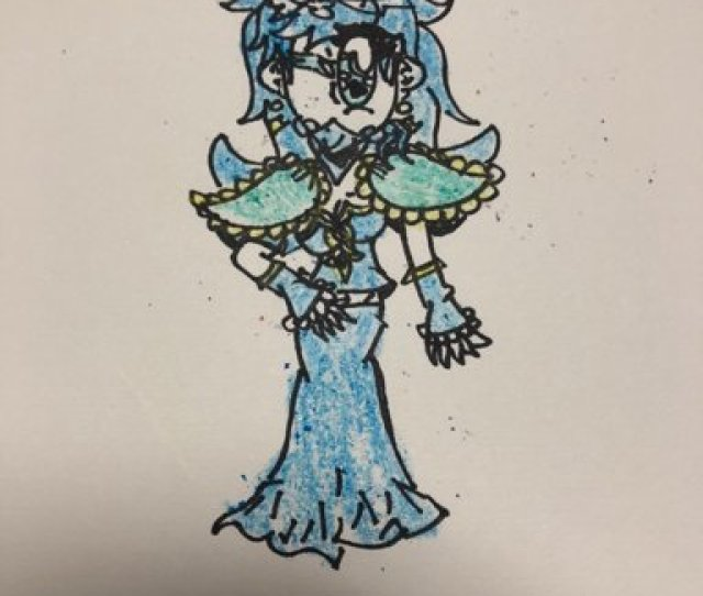 Magical Girl Of Dalphins