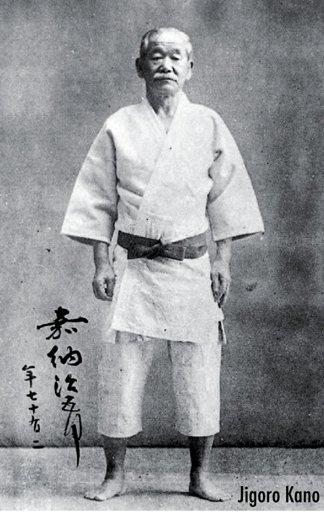 Resultado de imagen de jigoro kano