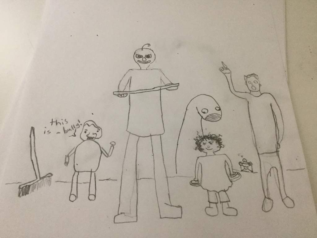 Baldi Coloring Pages