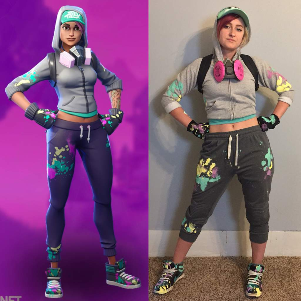 FORTNITE COSPLAY Cosplay Amino