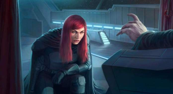 Mara Jade Skywalker | Wiki | Star Wars Amino