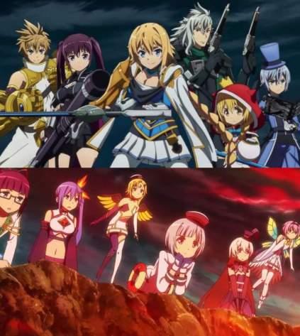 Million Arthur anime