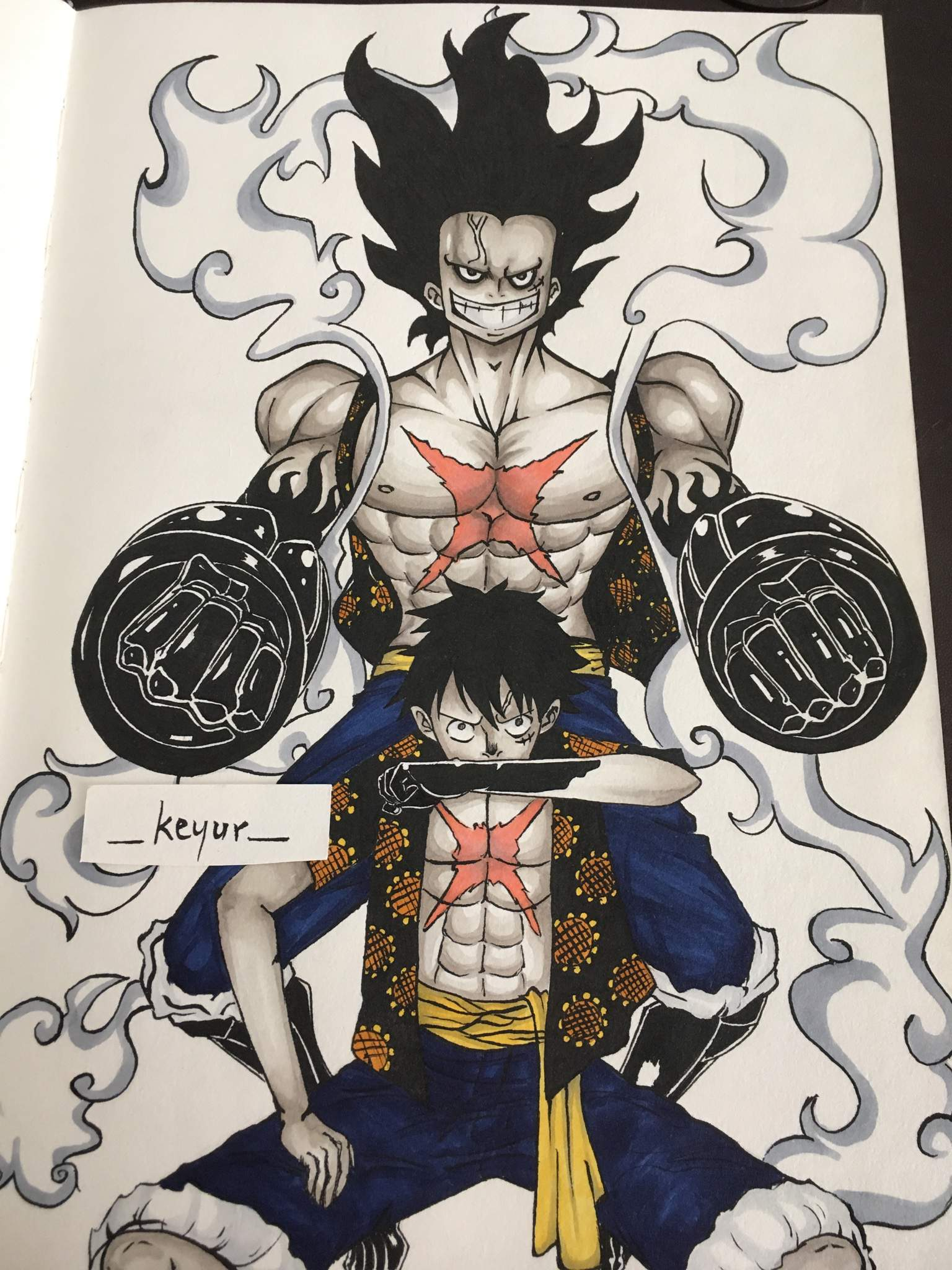 He also is a hybrid unit, meaning he hits ground and air units despite being placed on the ground. Gear fourth-SNAKE MAN!   One Piece Amino