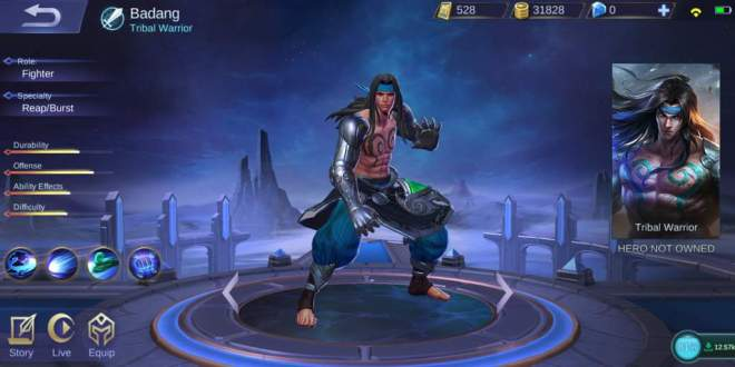 badang : new hero overview and guide (beta 1) | mobile