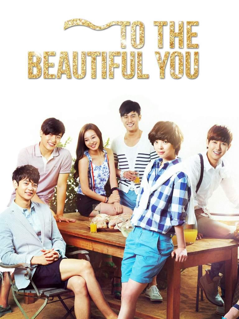 Resultado de imagem para TO THE BEAUTIFUL YOU  poster