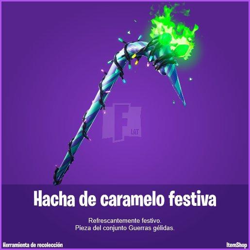 Image result for hacha de caramelo festiva