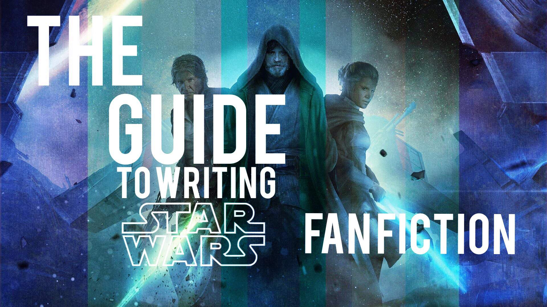 Star Wars The Guide To Writing Fan Fiction Cd I