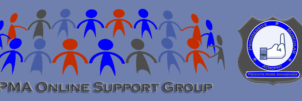 Online PMA Support Group