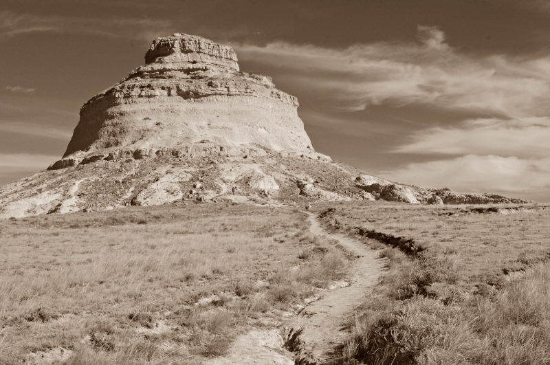 Eastern Pawnee Butte