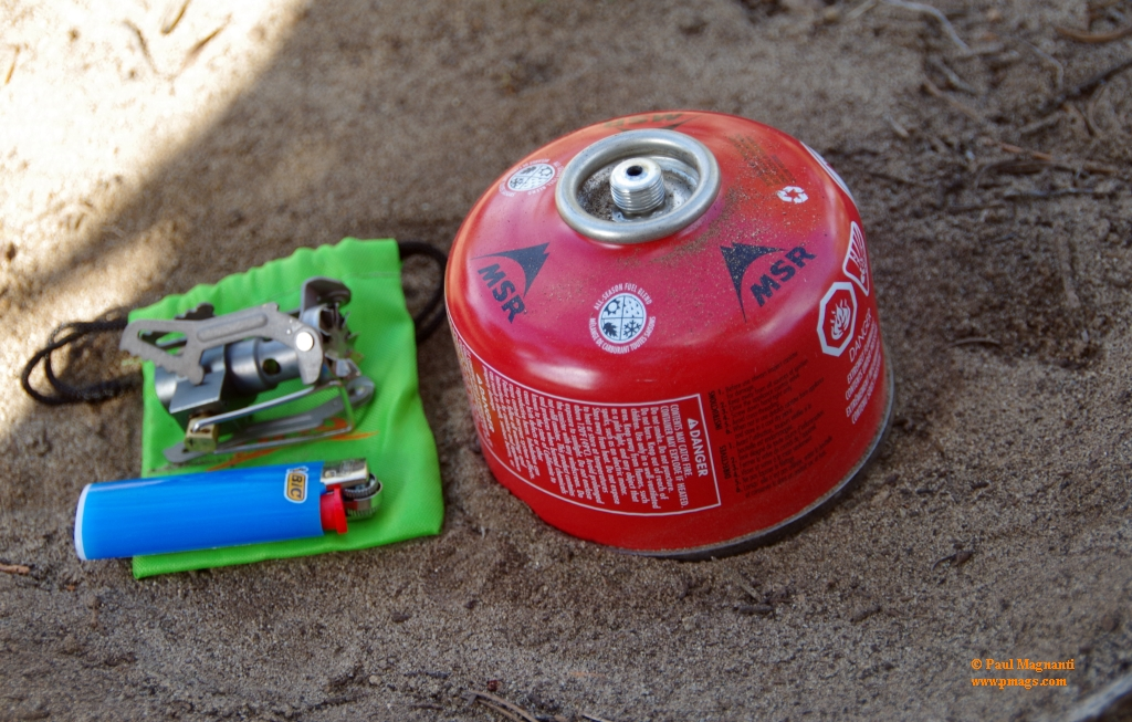 Backpacking Stove Comparison: Real World Use |