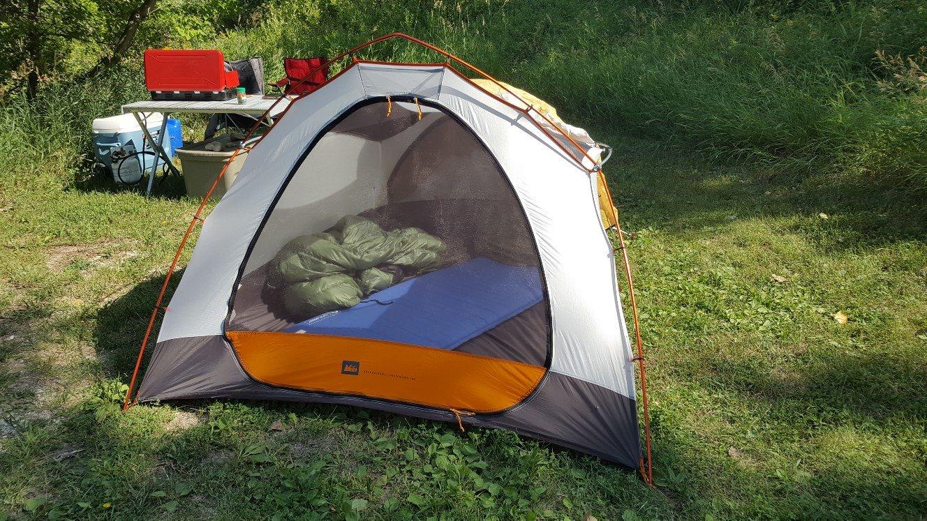 TBT Gear  REI Hoodoo 3 & Gear Review: Black Diamond Firstlight tent | PMags.com