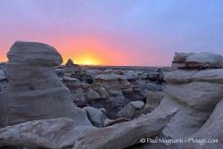 New Mexico: Pueblos, Badlands, and Volcanoes