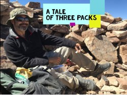 A tale of three packs