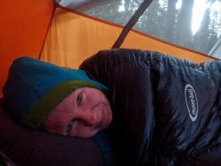 Gear Review: Down Sleeping Wrap #2 Long