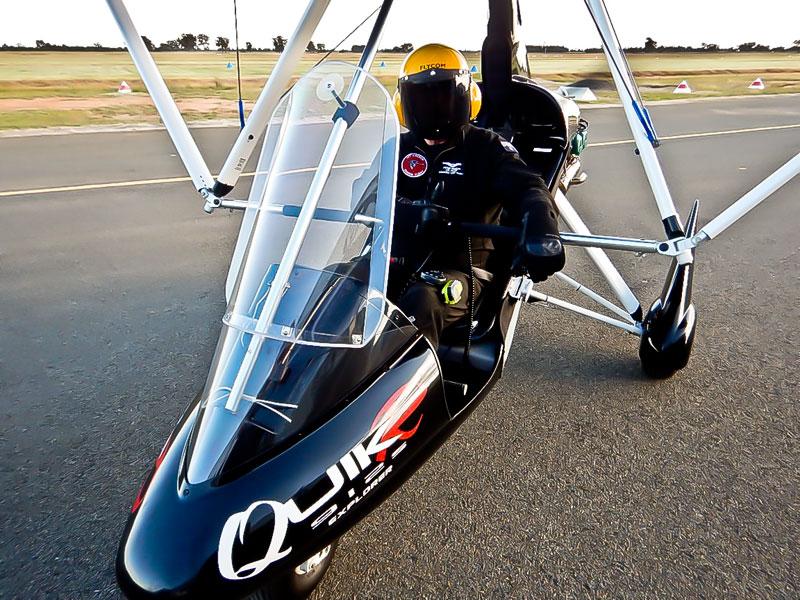 Quik R Touring Windscreen