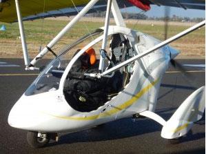 Ready for Flight