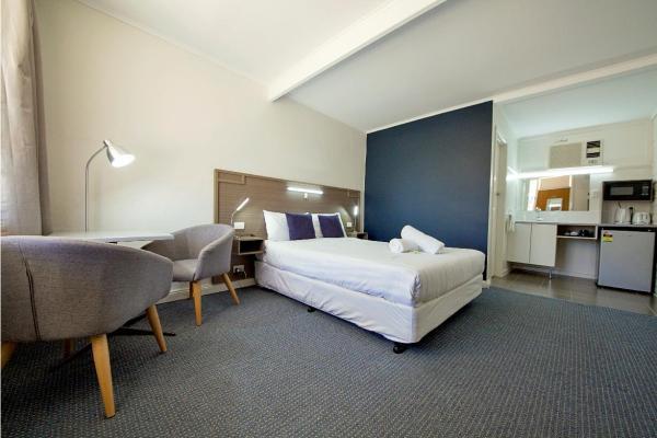 Quality Motel Room view