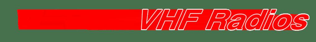 VHF Radio Banner