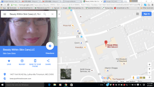 GoogleMapBeautyWithin