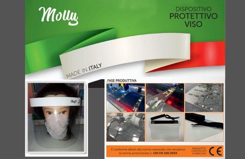 Visiera protettiva Molly