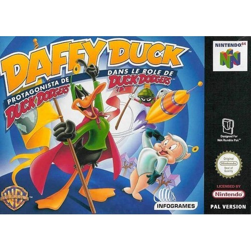 Daffy Duck Starring As Duck Dodgers Achat Et Vente Rakuten
