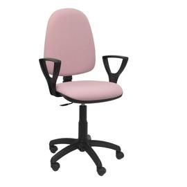 modele 04cpbali710bgolf chaise de bureau ergonomique avec mecanisme de contact permanent et reglable en hauteur assise