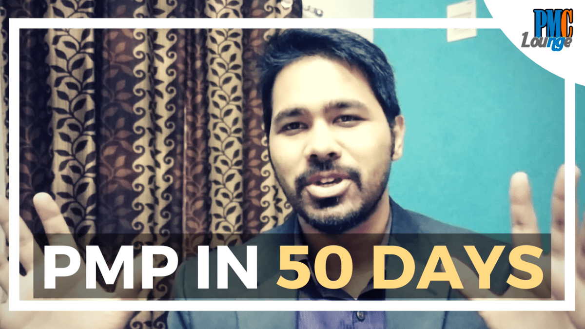 How To Get Pmp Certification In 50 Days My Pmp Certification