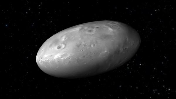 Plutos Moons Dance to a Random Beat