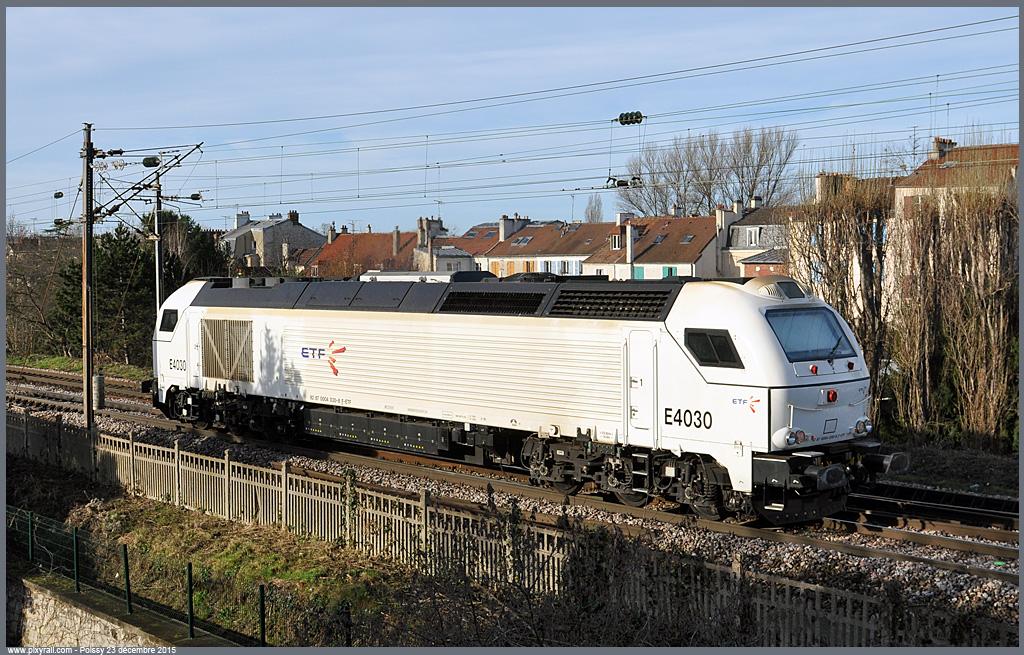 initialement dediee aux travaux ferroviaires la filiale du groupe eurovia est desormais titulaire d une licence d operateur ferroviaire