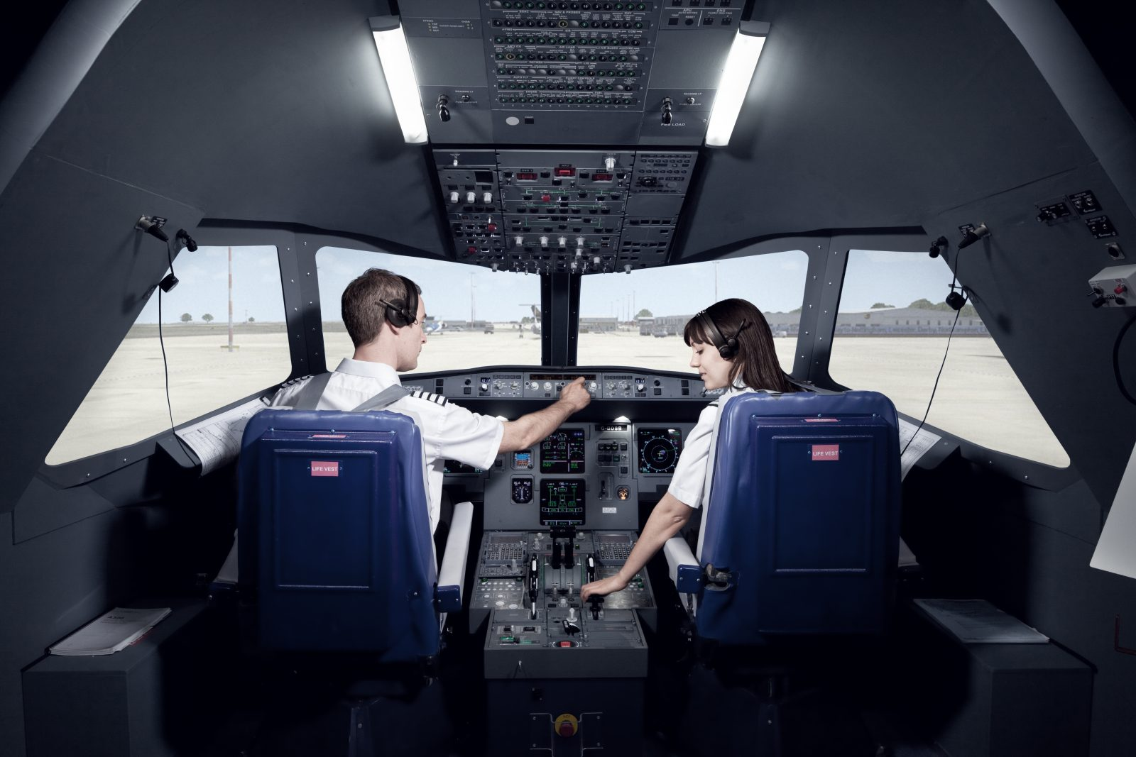 A320 Flight Simulator
