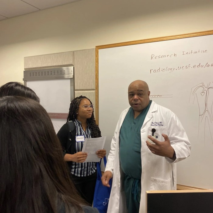 SNMA Medical Student For a Day