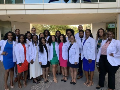 UCD 23 black students