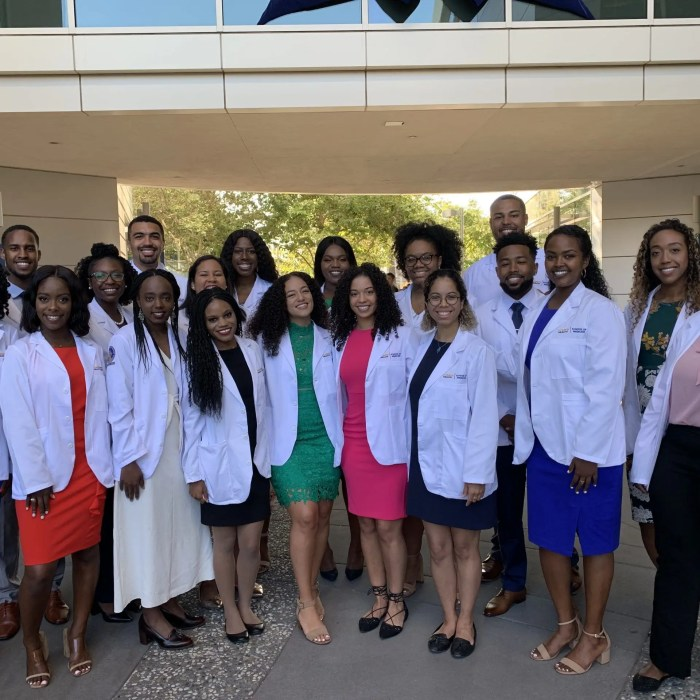 23 new black students admitted this Fall to UCD School of Medicine