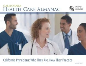 PMF 2018 Reports California Physicians Who They Are 2017