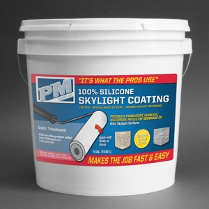 100% SIlicone Skylight Coating