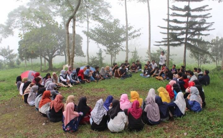 Camping Fun Condrodimuko18; Aku Cinta Negeriku Menjaga Sahabatku