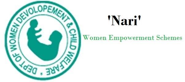 Nari Web portal for Women Empowerment Schemes