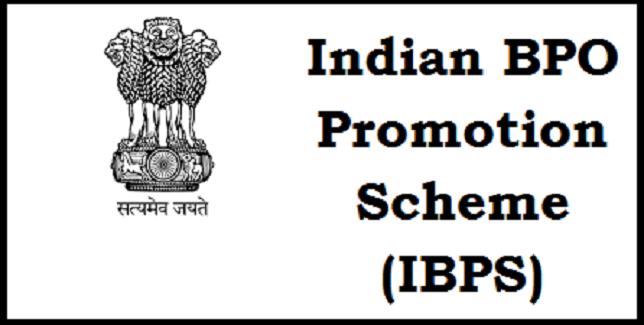 Indian BPO Unit Promotion Scheme (IBPS)