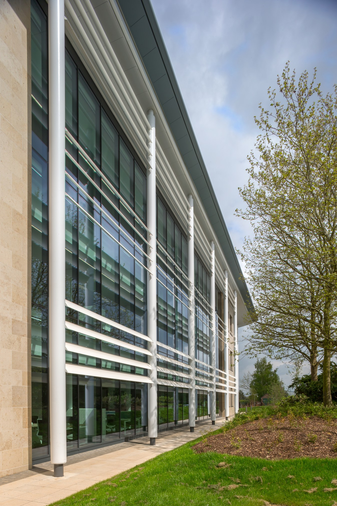Tata Headquarters - Leamington Spa