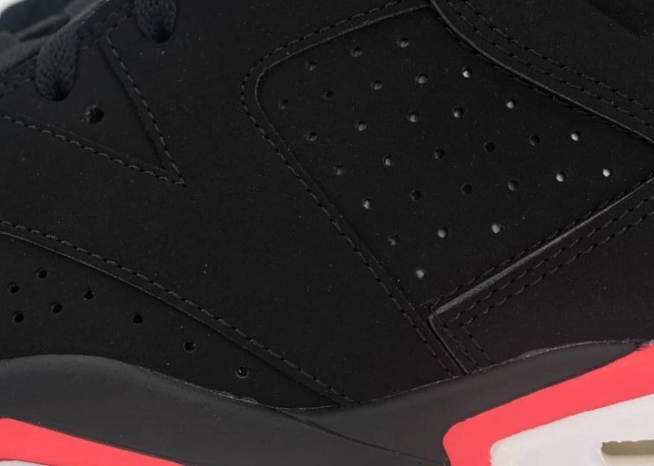 Air Jordan 6 Black Infrared 384664-060 (16)